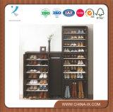Wood Shoe Cabinet/ Shoe Shelf for Home Decoration