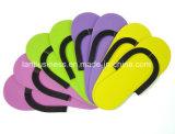 Disposable Colorful Print EVA Beach Walk Slippers