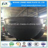 ASME Standard Hot Pressing Formed Hemisphere Head for Tanks