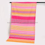 Custom Printed Microfiber/Cotton Beach Towel, Good Quality and Low Price