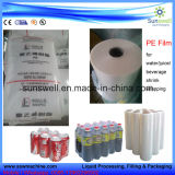 Wrapping with Plastic Film