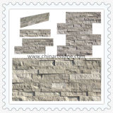 Nature White Wooden Culture Stone for Wall Cladding
