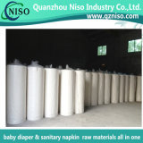 Natural Wrap Tissue Paper for Diaper Manufacturing with SGS (HJ-059)