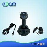 RF433MHz Wireless Laser Barcode Scanner with Memory
