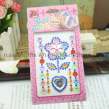 Jewelry Diamond Stickers for Cell Phone Decoration
