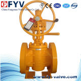 Gear Operated Pressure Balanced Plug Valve