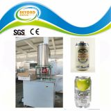 6000 Bph Automatic Can 18/6 Filling Capping Machine