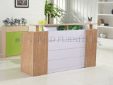Showroom Counter Designs Reception Counter Table (SZ-RTT003)