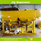 Wolframite Jig Separator for Alluvial or Wolframe Ore Processing Plant