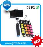 Cable Remote Control Self-Portrait Monopod Selfie Handheld Stick