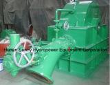 Turgo Turbine Hydroelectric-Generator50-3000m Head / Hydropower / Hydro (Water) Turbine