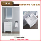 Chinese Lastest Design Wooden Bathroom Cabinets with Granite Countertops