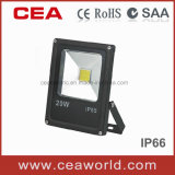 CE&RoHS Approved 20W Slim LED Flood Light