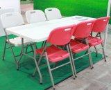 Six Feet Plastic HDPE Folding Picnic Table