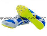 Wholesale Cheap Men′s Sports Running Track & Field Shoes Spike Cleats