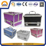 Colorful Butterfly Cosmetic Makeup Beauty Case for Lady (HB-3165)