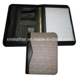 Eco-Friendly Fabric Expanding File Folder with Metal Ring