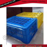 Plastic Milk Crates Injection Mould Manufactures