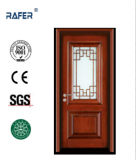 Hot Sale Glass Wooden Door (RA-N046)