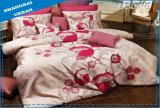 Cotton Flower Print Bedding Duvet Cover (set)