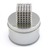 216PCS 5mm Permanent NdFeB Magnetic Sphere Balls Neocube