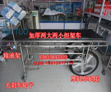 Hospital Furniture Delivery Utility Patient Stretcher with Wheels