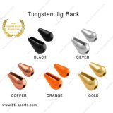 Tungsten Jig Back Ice Jig Body Fly Tying Beads 08A-400 12