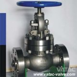 Cast or Forged Steel Bellow Sealed Globe Valve with Flanges