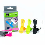 Portable Phone Mini USB Fan for Apple and Android Phones