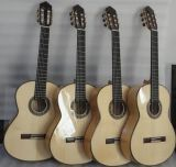 Aiersi All Solid Wood Spanish Flamenco Classical Guitar Sc095f