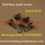 Stainless Steel Screw Self Drilling Screw