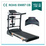 Hot Model 4.0HP, 1-20km/H, MP3&USB&SD Sport Equipment Treadmill