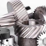 JIS Standard M4 20t Cutting Machine Big Spiral Bevel Gear