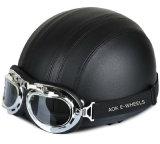 Half Face Helmet, Summer Helmet, Motorcycle Helmet (MH-013)