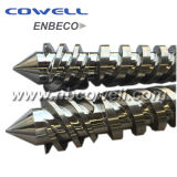 Nitrided Extruder Screw Barrel for Plastic Machine