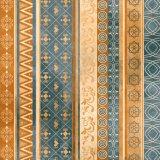 Rustic Glazed Ceramic Porcelain Decorative Floor Tile (GD604)
