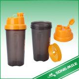 700ml PP Wholesale Colorful Reusable Shake Bottle Sports Watter Bottle