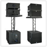 Cvr High Performance Sub-Bass Line Array System
