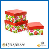 Customized Colorful Paper Gift Packaging Box (GJ-Box113)