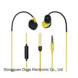 Comfortable Stereo Earphone with Mic for Mobile Phone (OG-EP-6504)