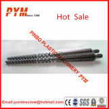 Bimetallic Twin Screw Barrel for PC Pipe