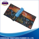 High Quality Anti Slip Large Size Overlocking Stitched Game Mouse Pads