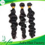 7A Natural Brazilian Beautiful Body Wave Remy Human Hair Weave