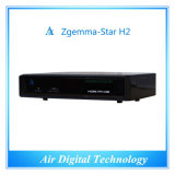 Satellite Receiver Ultra High Definition TV Box DVB S2+T2 Zgemma-Star H2