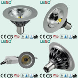 220VAC Dimmable 7W LED Ar70 Spotlight with CREE Chip