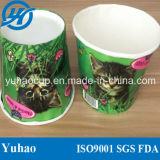 Garden Paper Pot/Bucket for Decoration Yh-L107
