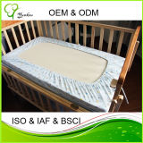 Baby Urine Proof 100% Cotton Hypoallergenic Crib Mattress Cover
