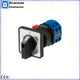 Single Hole Panel Standard Handle Type Switch with Ce Cetification