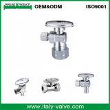 South American Brass Chromed Plated Angle Valves  (AV-ZS-3031)