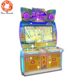 Amusement Park Coin Operated Kids Lottery Game Machine